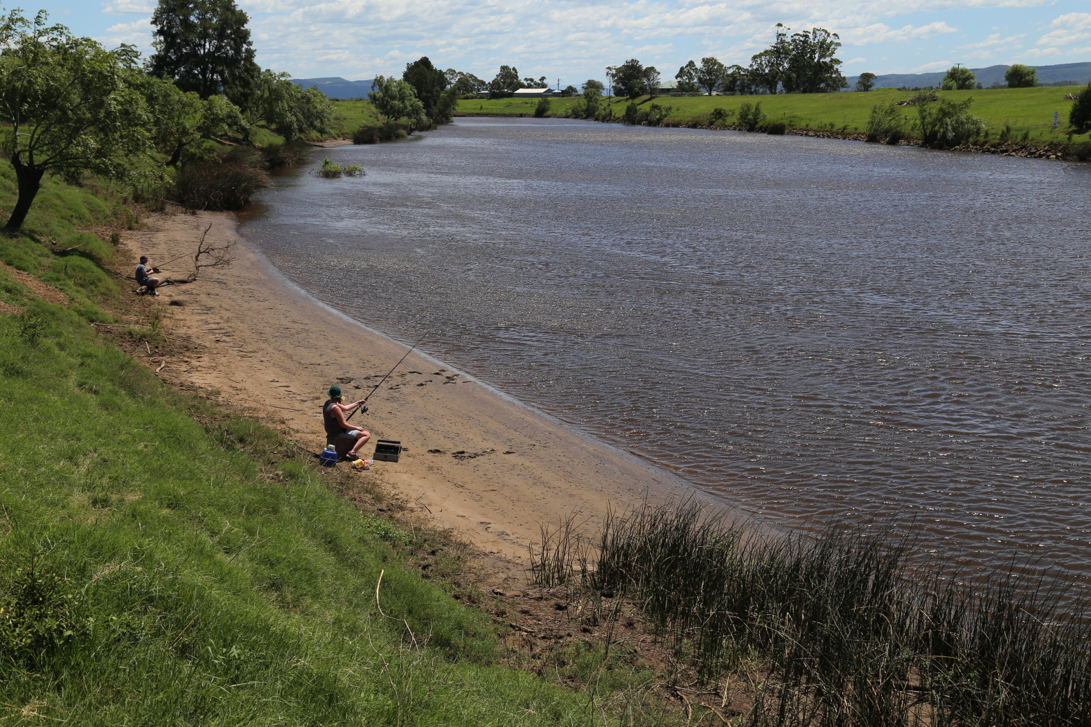 Hunter River, Morpeth