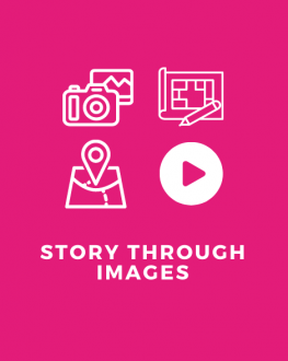 Tell stories through images